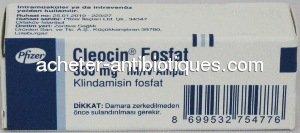 Acheter du Cleocin