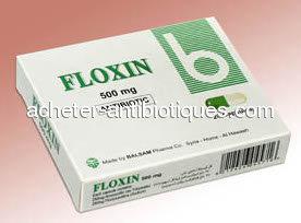 Acheter du Floxin