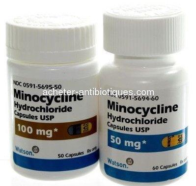 Acheter du Minomycin