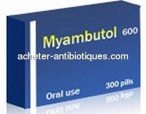 Acheter du Myambutol
