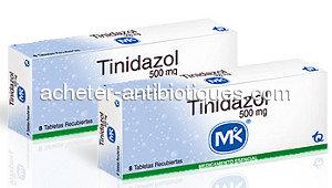 Acheter du Tinidazole