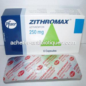 Acheter du Zithromax